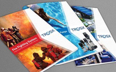 Trosx 水泵产品型录及公司介绍