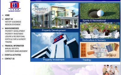 Daiman 发展商网站 (2005年)
