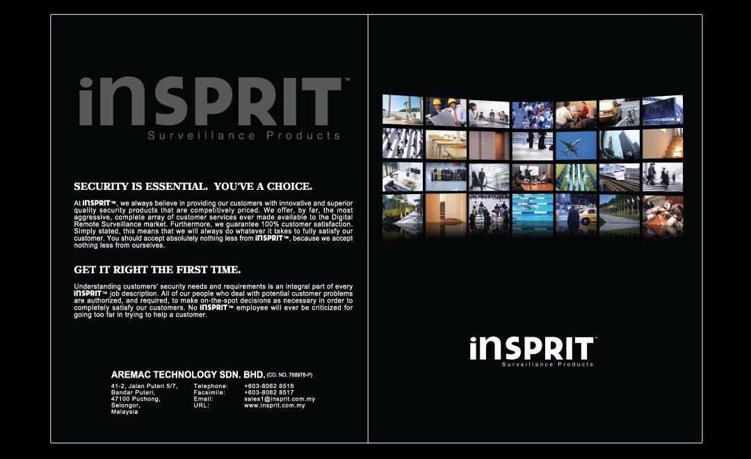 InSPRIT 产品型录