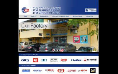 JTM Turbo 汽车涡轮公司网站
