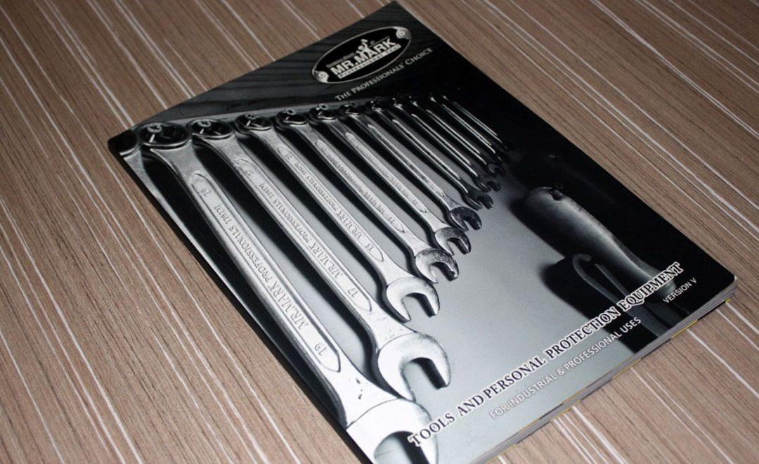 Mr.mark Tools 产品型录设计