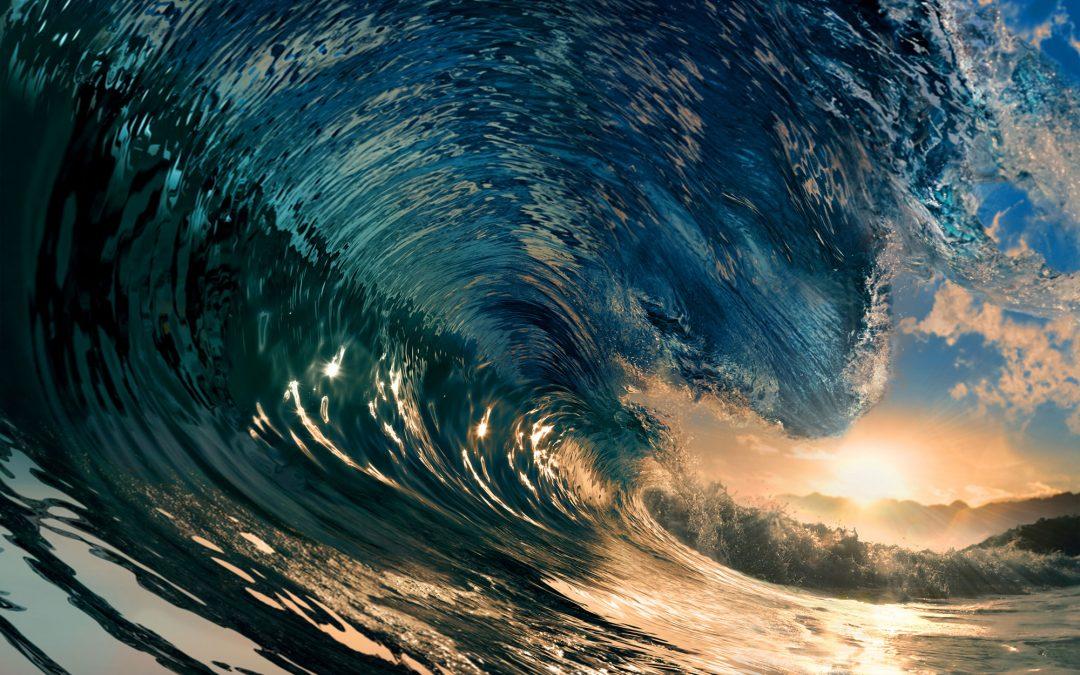 设计就像海浪一样,不断翻腾,与时并进