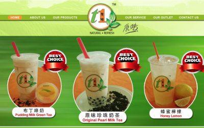 TEA 1 泡沫红茶店